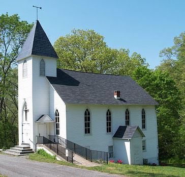 waltons mountain baptist church