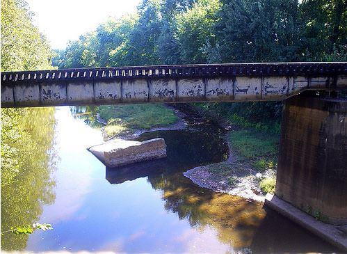 rockfish river, va