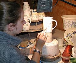 How we make our Handcrafted Ceramic Mugs | Emerson Creek Pottery's