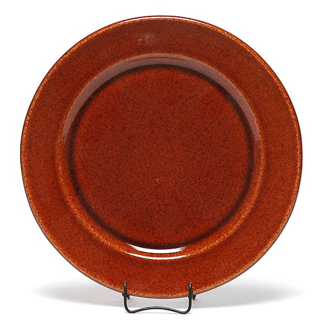 Copper Clay Classic Dinner Plate