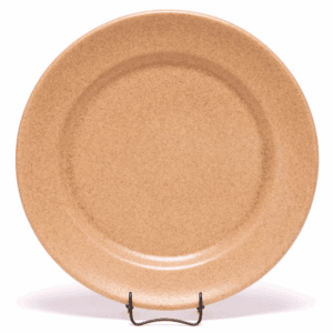 Go Green Earthware Classic Salad Plate