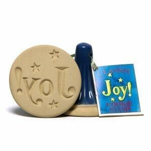 Joy Cookie Stamp