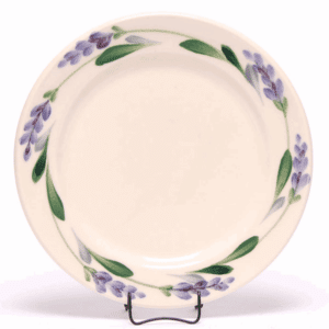 Lavender Classic Salad Plate
