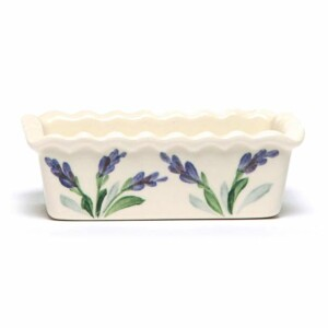 Lavender Small Loaf Pan