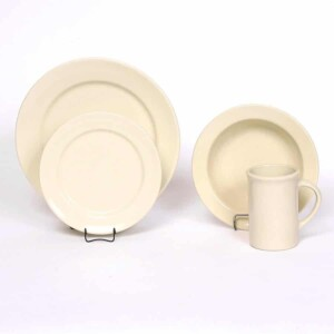 Pearl Classic Dinner Plate Set for One