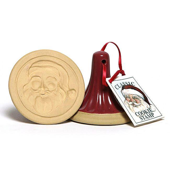 Santa Cookie Stamp