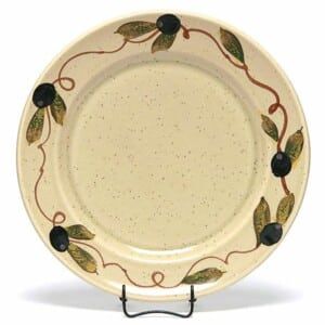 Tuscan Olive Classic Dinner Plate