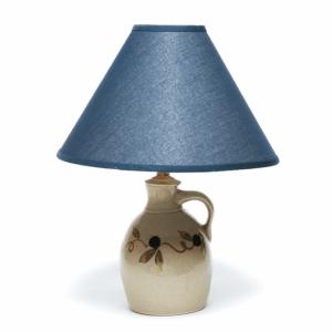 Tuscan Olive Jug Lamp