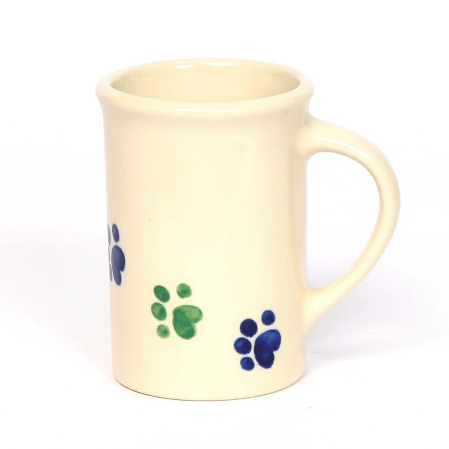 Walking Paws Cool Tea Cup