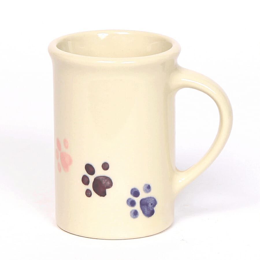 Walking Paws Pink Tea Cup