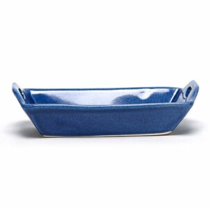 American Blue Cracker Basket
