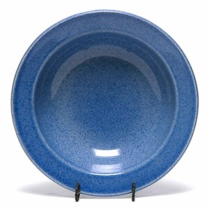 American Blue Soup Bowl