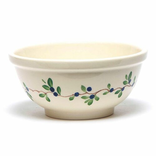 Blueberry Cereal Bowl