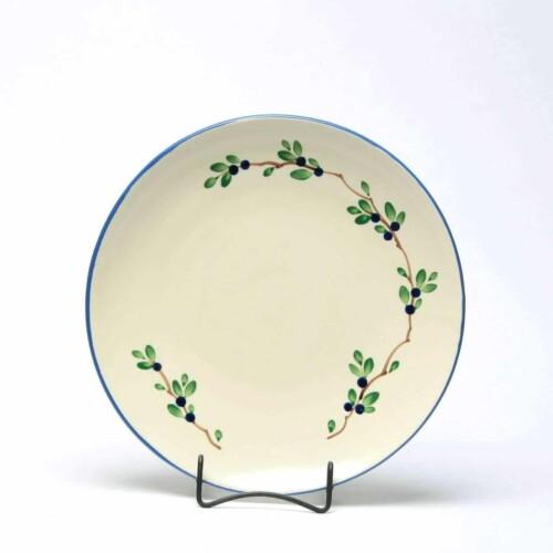 Blueberry Craftline Dinner Plate