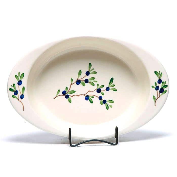 Blueberry Large Casserole Dish