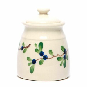 Blueberry Sugar Jar