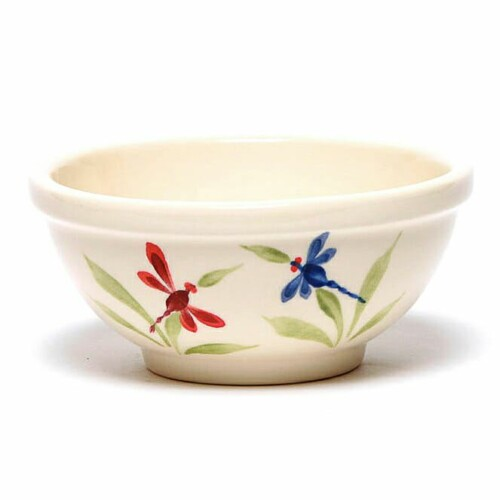 Dragonfly Cereal Bowl