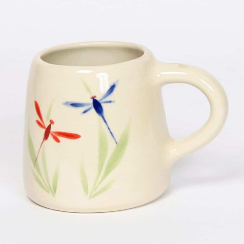 Dragonfly Classic Mug