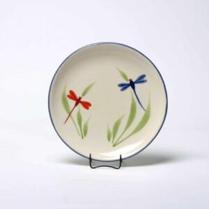 Dragonfly Craftline Salad Plate