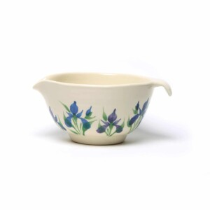 Field of Iris Batter Bowl