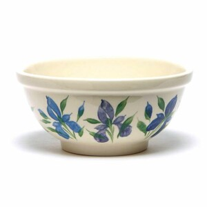 Field of Iris Cereal Bowl
