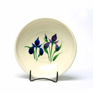 Field of Iris Craftline Bowl