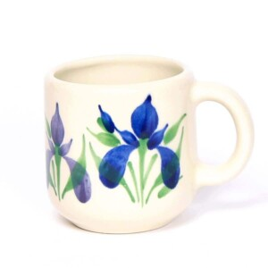 Field of Iris Signature Mug