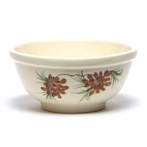 Pinecone Cereal Bowl