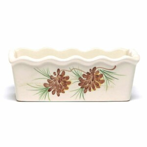 Pinecone Large Loaf Pan