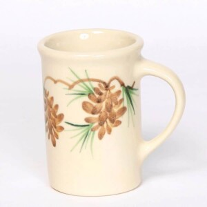 Pinecone Tea Cup