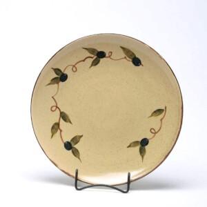 Tuscan Olive Craftline Dinner Plate