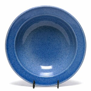 American Blue Large Serving Bowl
