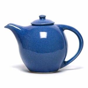 American Blue Teapot