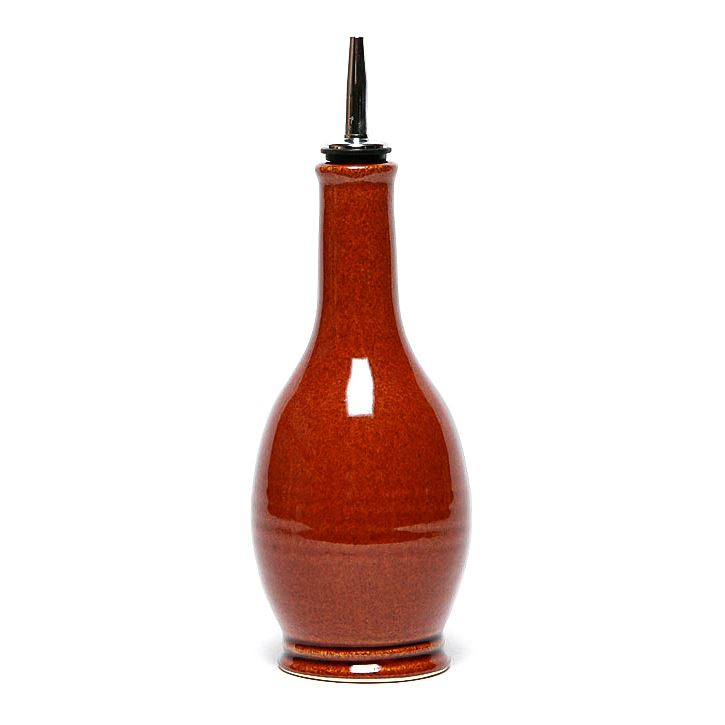 Copper Clay Drizzle Bottle