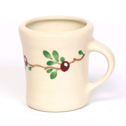 Cranberry Heritage Mug