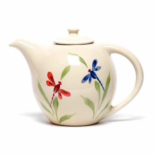 Dragonfly Teapot
