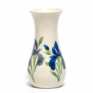 Field of Iris Bouquet Vase