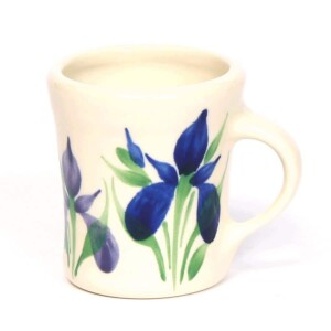 Field of Iris Heritage Mug