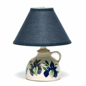 Field of Iris Small Lamp