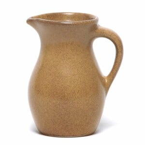 Go Green Earthware Posie Pitcher