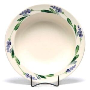 Lavender Large Serving Bowl
