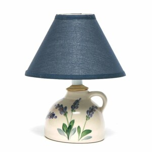 Lavender Small Lamp