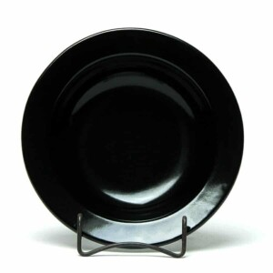 Onyx Black Large Serving Bowl