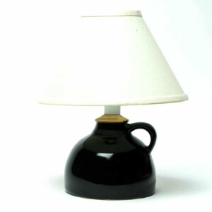 Onyx Black Small Lamp