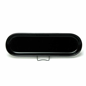 Onyx Black Spoon Rest