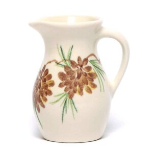 Pinecone Posie Pitcher