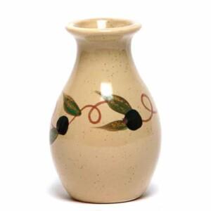 Tuscan Olive Bud Vase