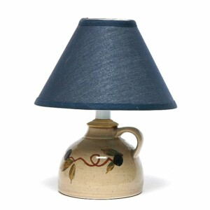 Tuscan Olive Small Lamp