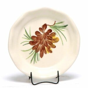 Pinecone Oil Dipping Dish/Coaster