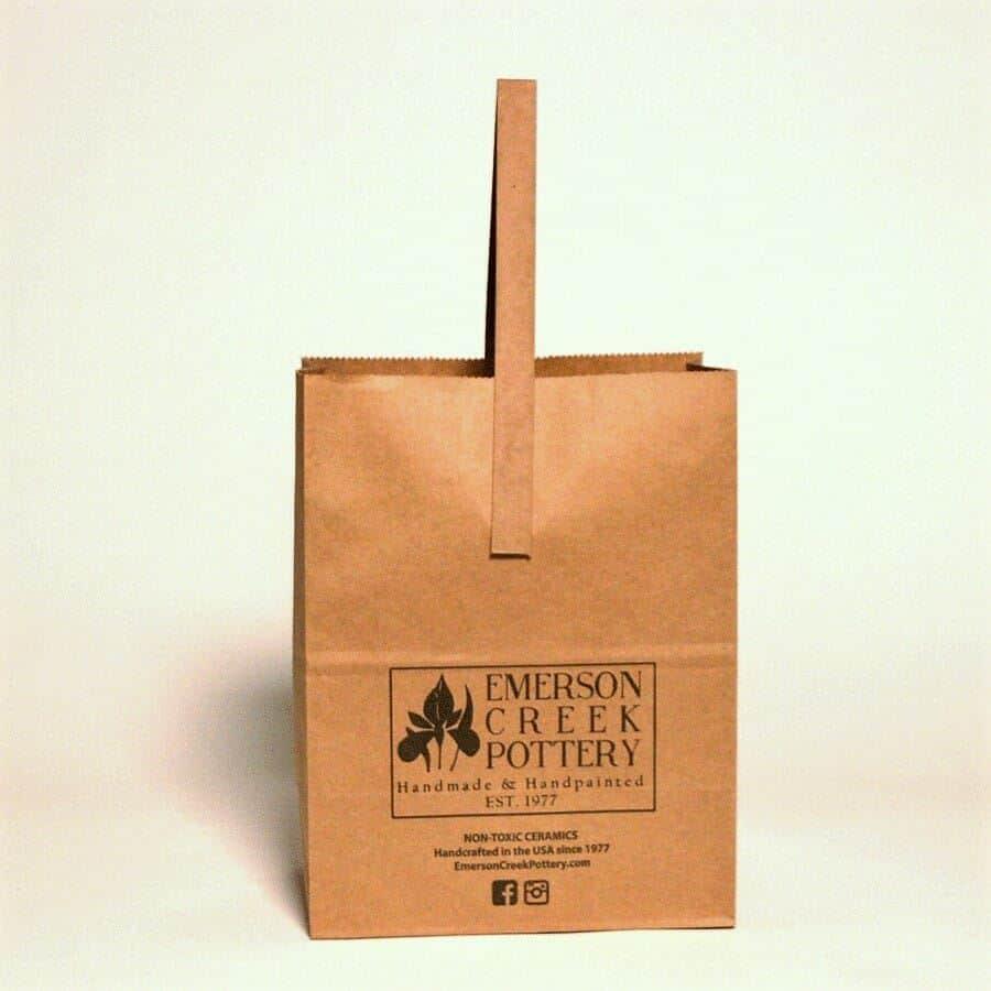 Emerson Creek Pottery Gift Bag